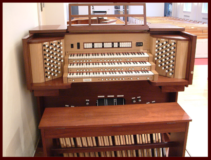 Schaedle Pipe Organ Services-Our Work