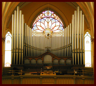 Schaedle pipe organ services st lawrence church organ ccuart Image collections